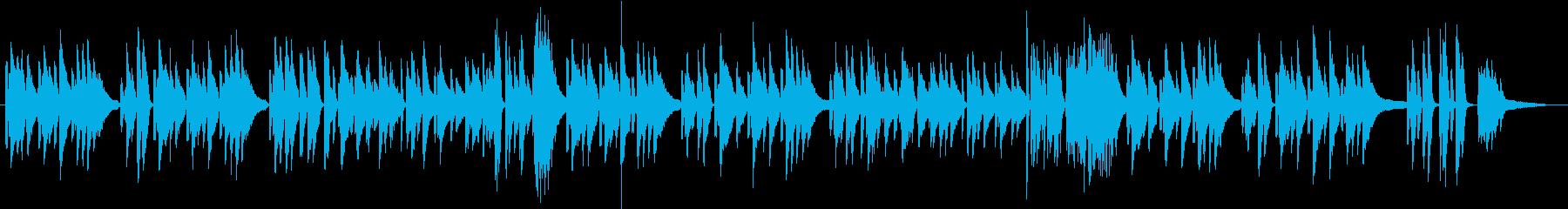 ハッピーバースデー JAZZピアノソロの再生済みの波形