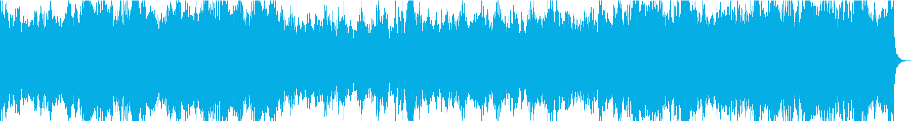30秒でサビ、電子音さわやか/静かめの再生済みの波形