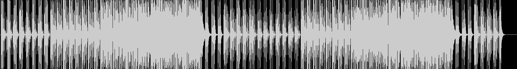 映像等=エレクトロ★カフェ・西海岸ハウスの未再生の波形