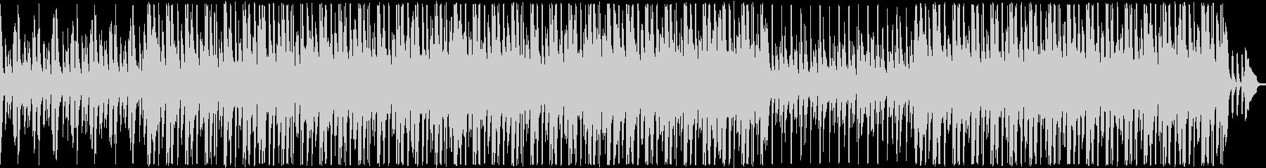 口笛の軽快なアコースティックサウンドの未再生の波形
