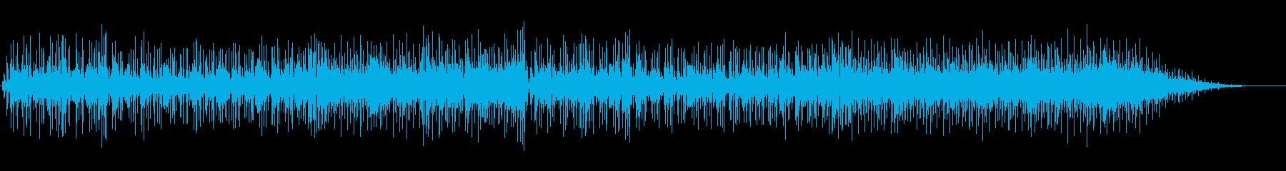 オープニングやエンディングに使える曲の再生済みの波形