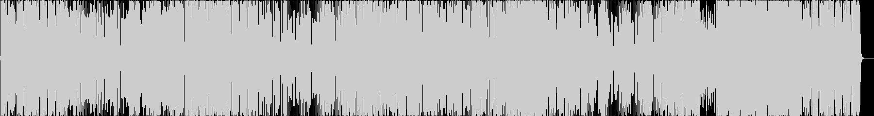純真の未再生の波形