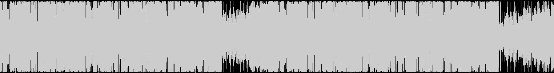 【ループ】明るいフューチャーベースv2の未再生の波形