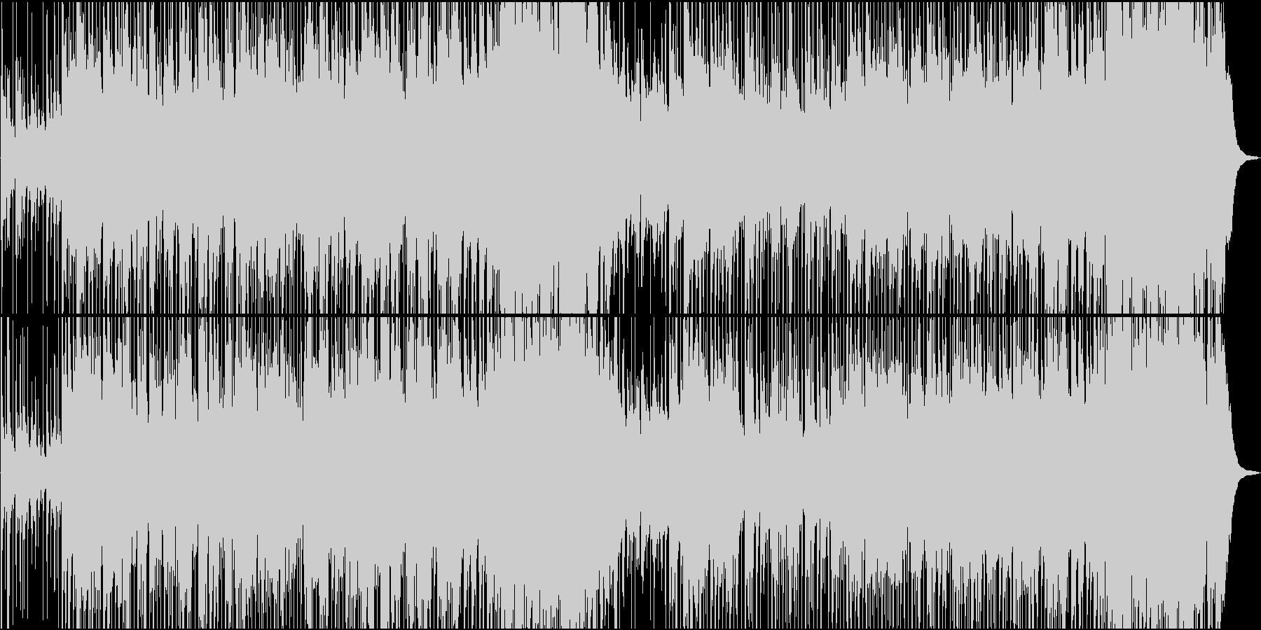 マンドリンのメロディが心地よいカントリーの未再生の波形