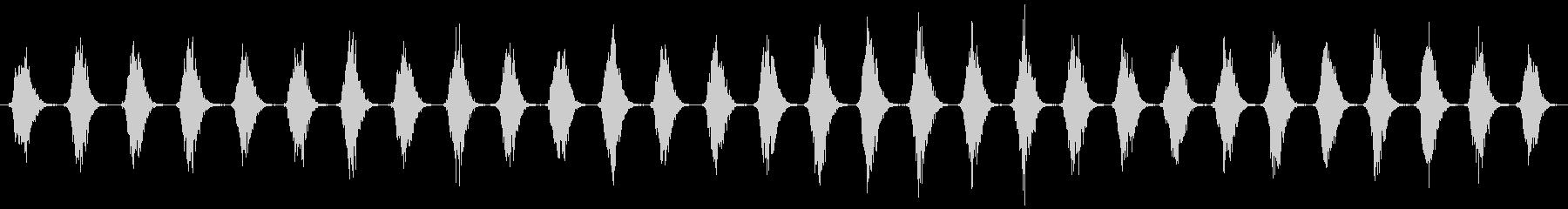 群集 チャンツキル01の未再生の波形