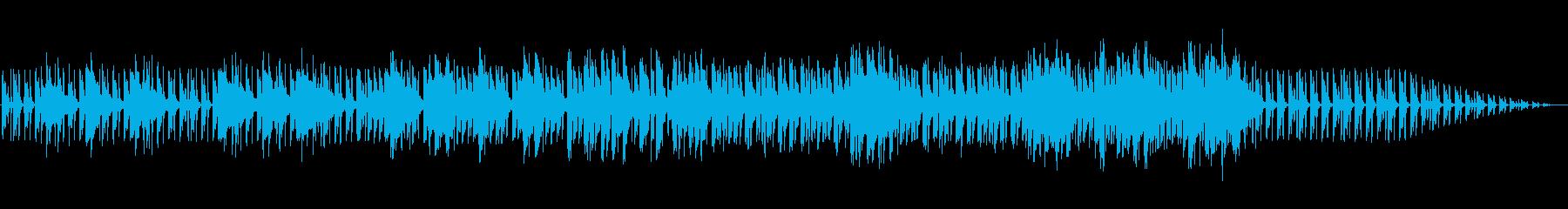 ダンス、テクノ、ハウス、ハンマー型...の再生済みの波形