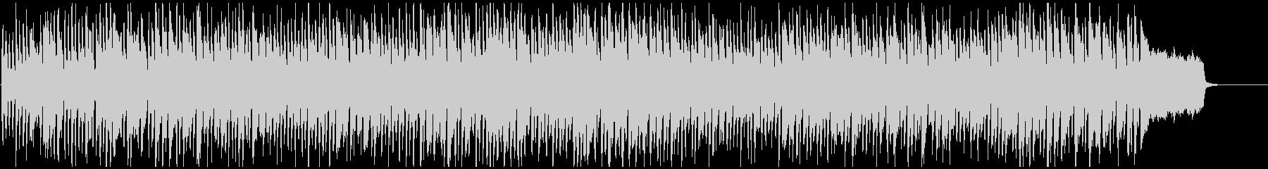 バラエティ系のウキウキ軽快なリコーダー曲の未再生の波形