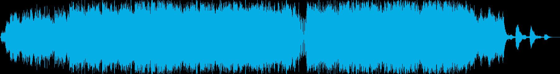 動画 センチメンタル 技術的な 静...の再生済みの波形
