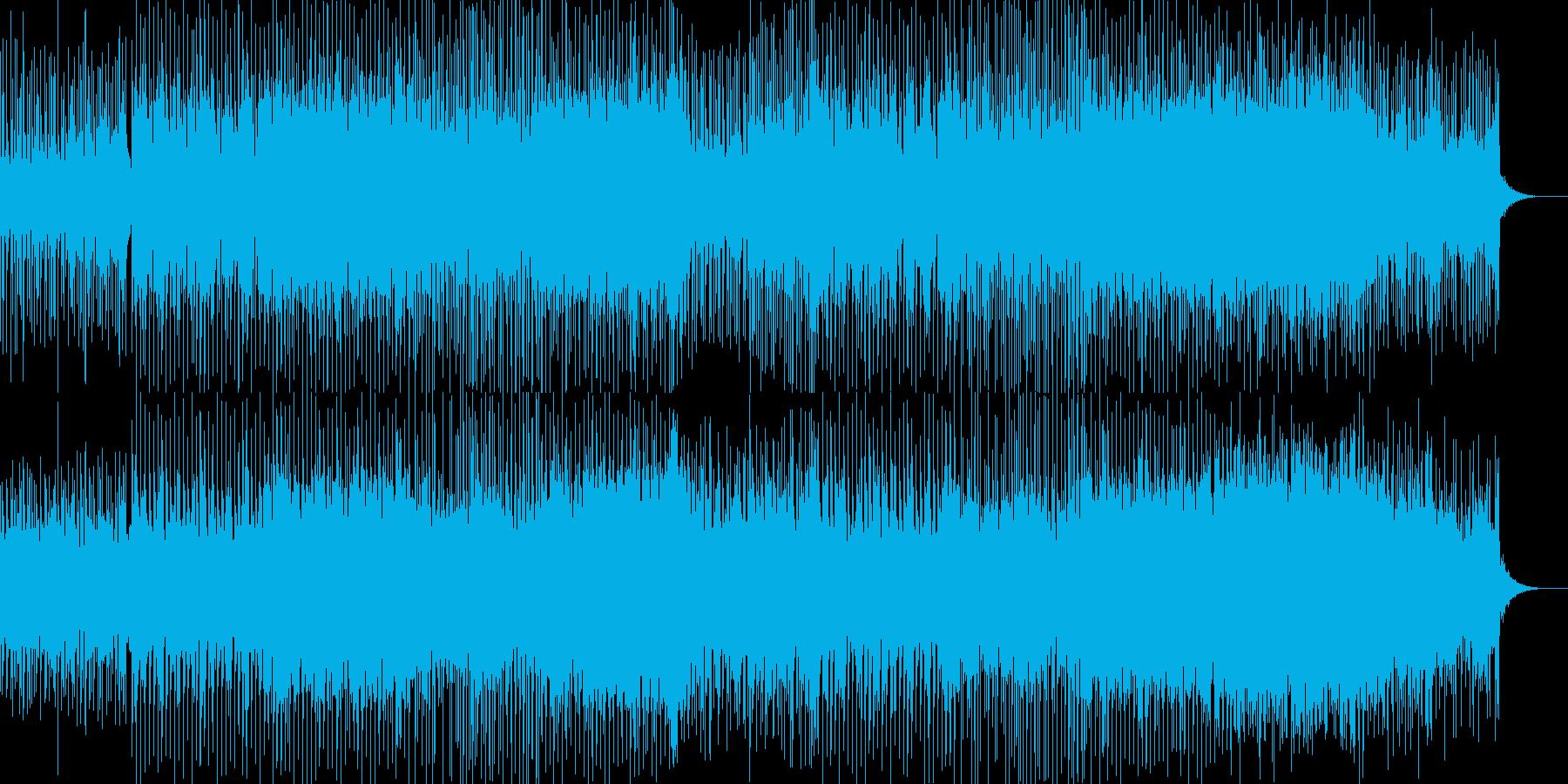 かわいいベル音と切ないフレーズが印象的の再生済みの波形