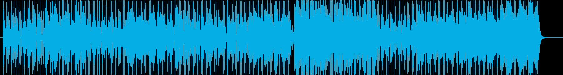 Rojiの再生済みの波形