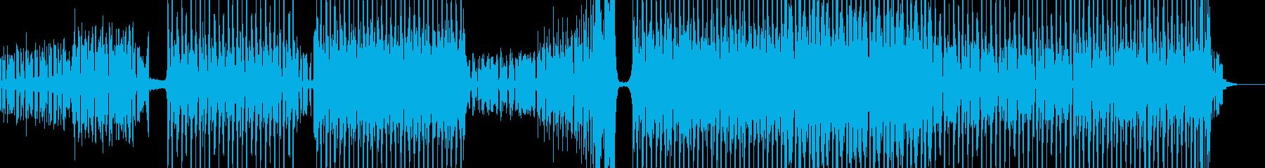 ポップ テクノ ワールド 民族 ハ...の再生済みの波形