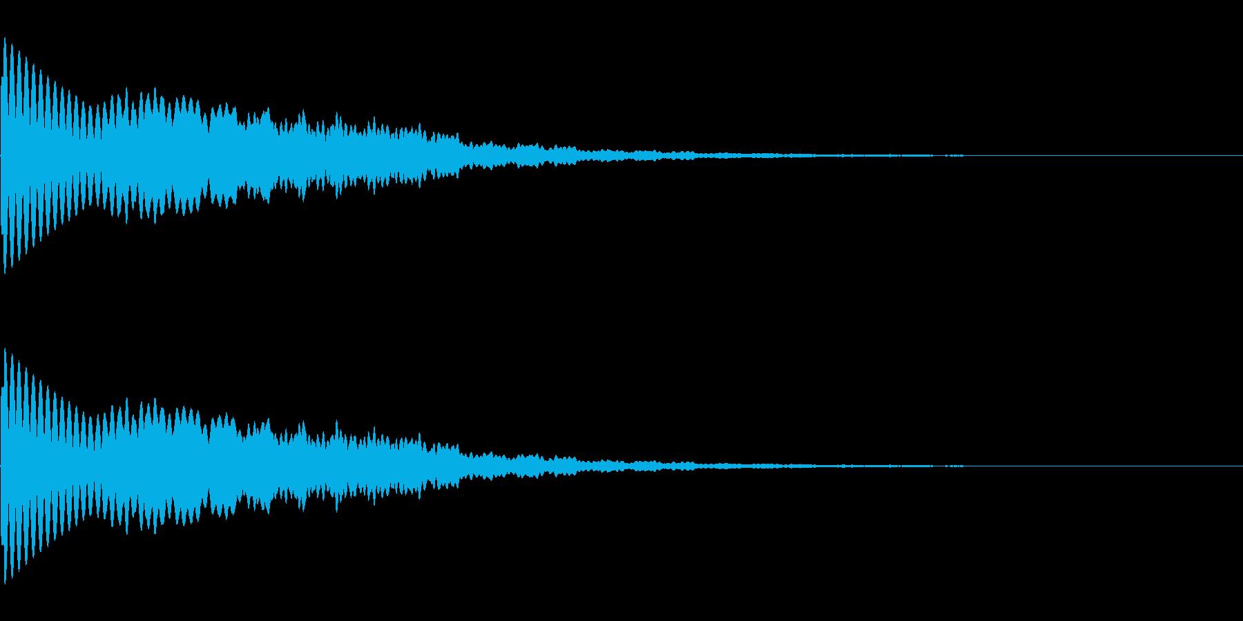 ピーン3 思い浮かぶ 発想 連想 推理の再生済みの波形
