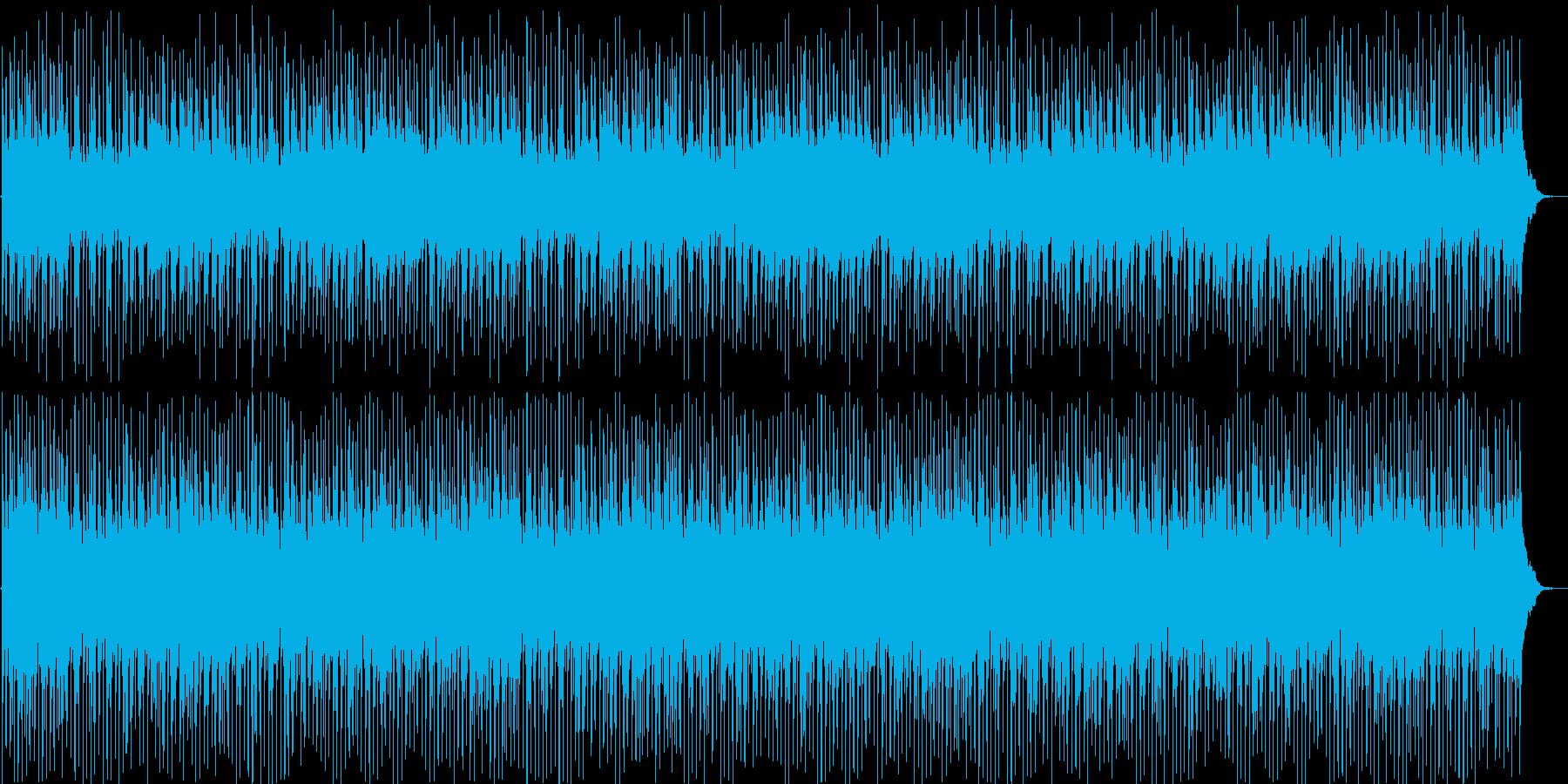 ウクレレ、ほのぼの、南国、夏、ビーチ、Cの再生済みの波形