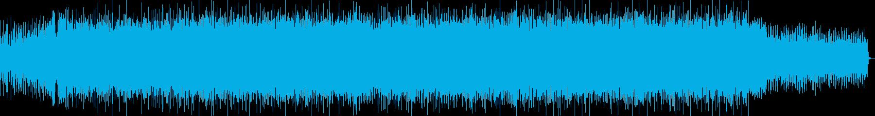 イントロダクション、プレゼン、温かみの再生済みの波形