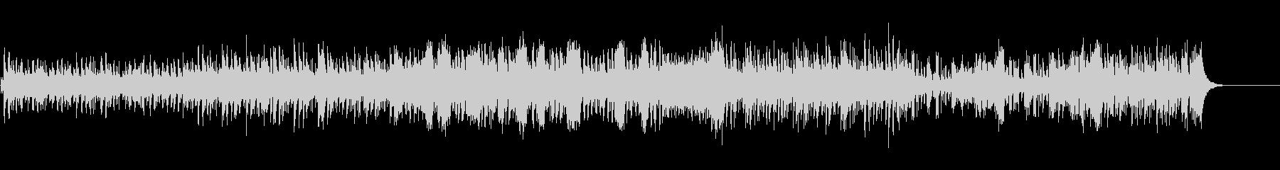【曲頭の打楽器なし】南国のゆるいBGMの未再生の波形