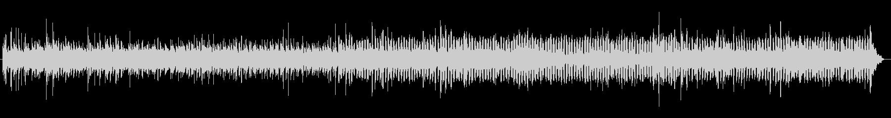 エレクトリックピアノをフィーチャー...の未再生の波形