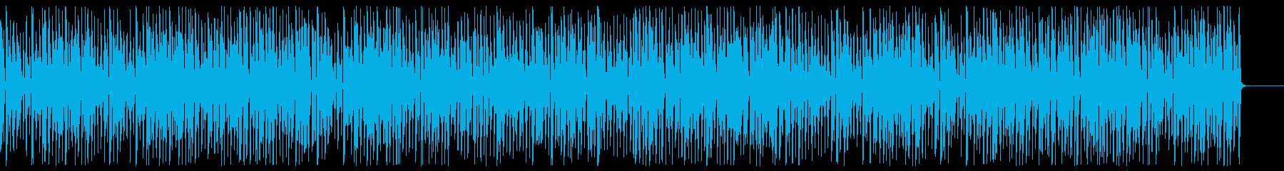 明るくカジュアルお洒落 ジプシージャズの再生済みの波形