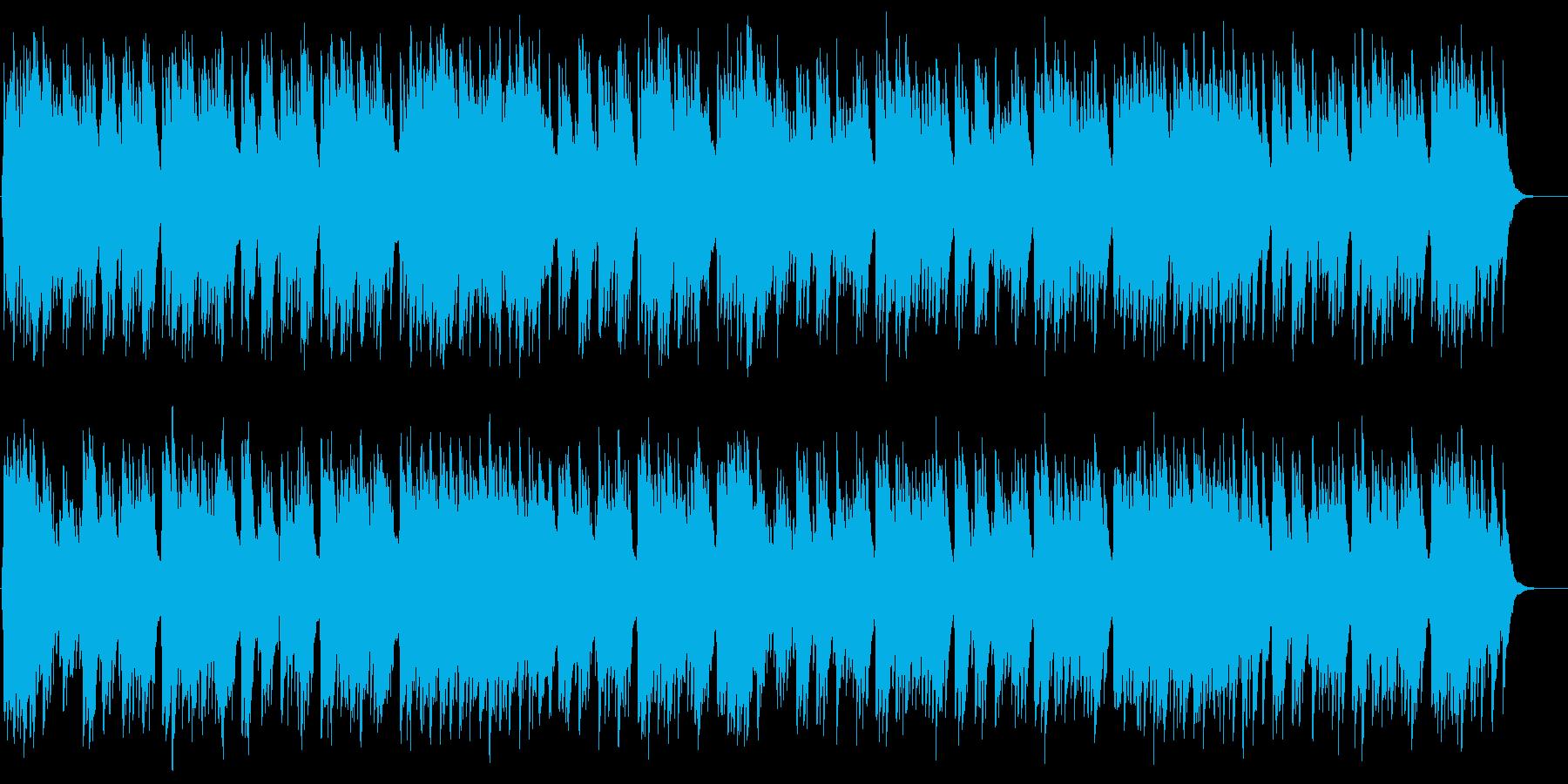 桑の木の周りを回ろう オルゴールの再生済みの波形