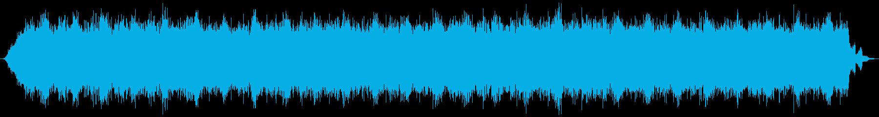 大規模なヒュージングスペースモータ...の再生済みの波形