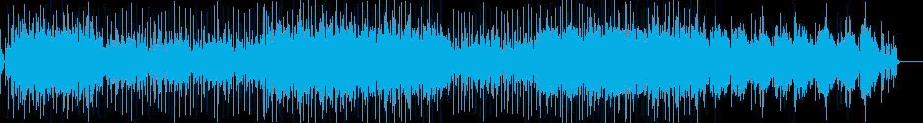 メランコリックの再生済みの波形