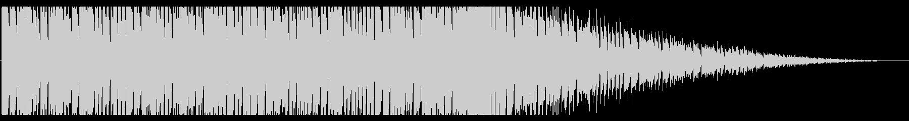 爽やか/トロピカルポップ_No389_5の未再生の波形