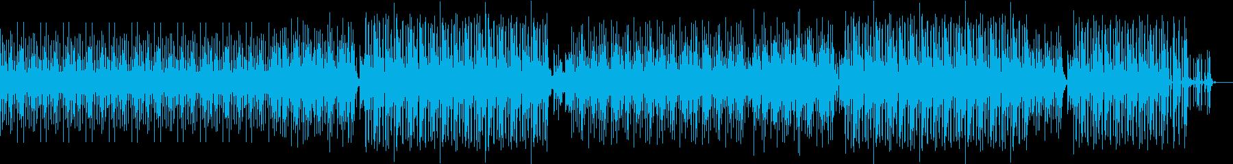 バサノバ ポジティブ 明るい エキ...の再生済みの波形