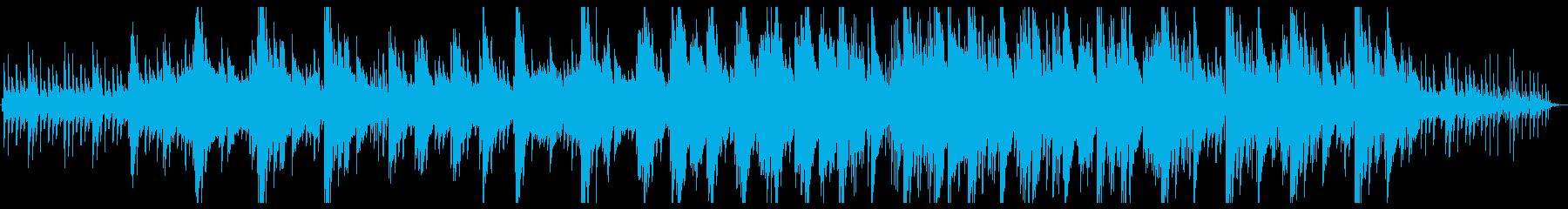 現代的 交響曲 ほのぼの 幸せ ド...の再生済みの波形