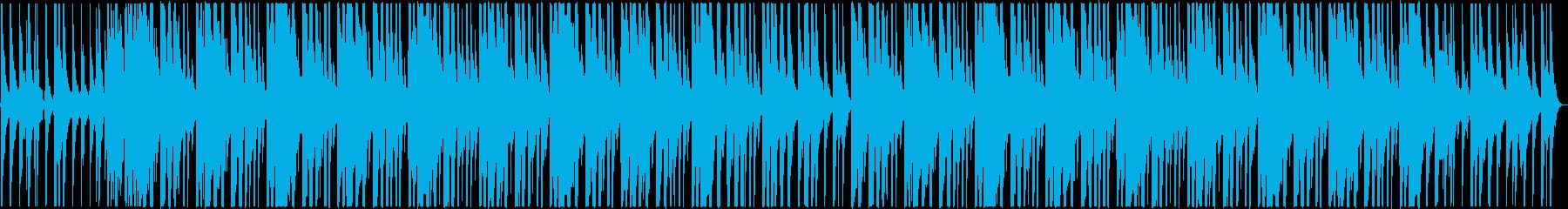 okinawa_hiphopの再生済みの波形