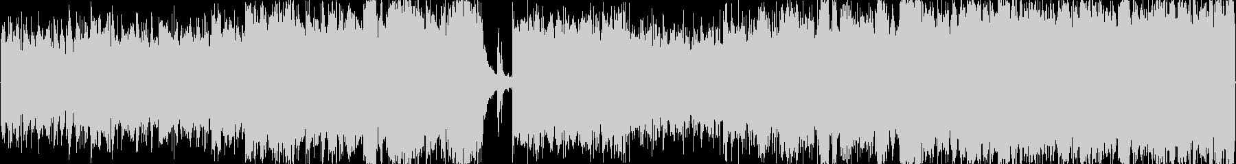 ヘビメタ系ループ音源の未再生の波形