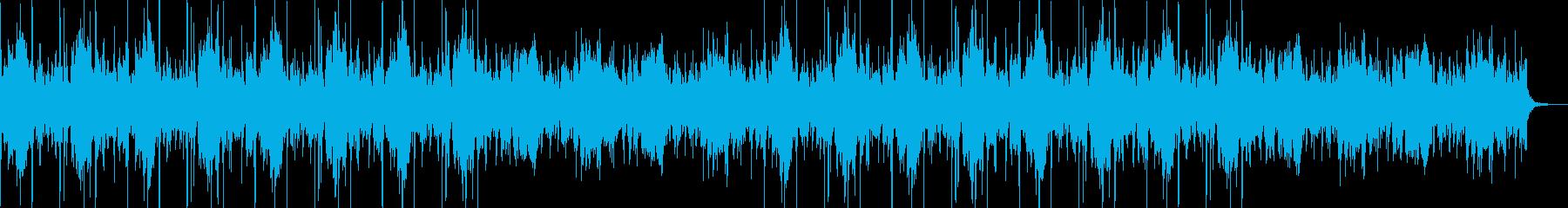 チルアウト・幻想的・神秘的・ピアノの再生済みの波形