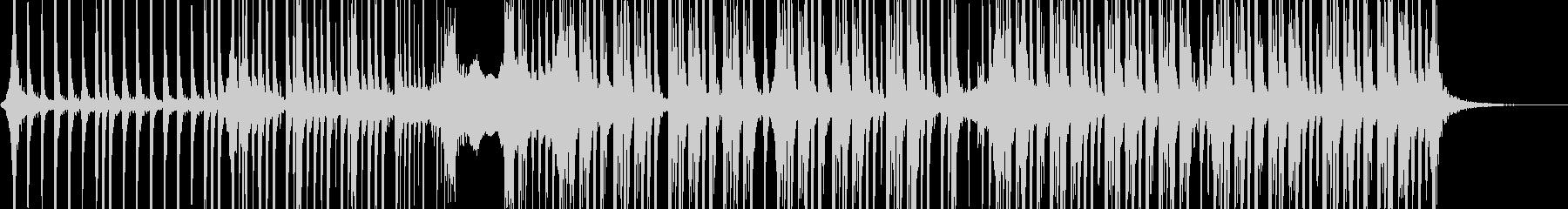 コーポレート 野生 燃焼 パーカッションの未再生の波形