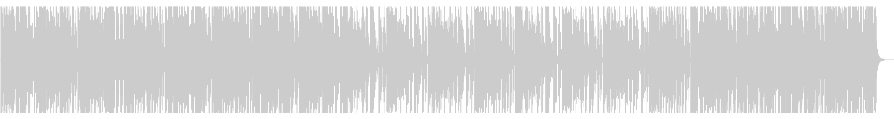 シンプル/ハウス3_No405_2の未再生の波形