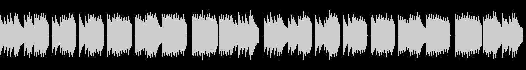 歩行者用信号機の音_とおりゃんせ_02+の未再生の波形