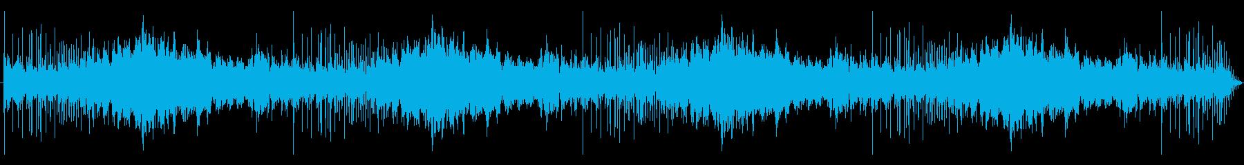 ノイズ スペースバブル01の再生済みの波形