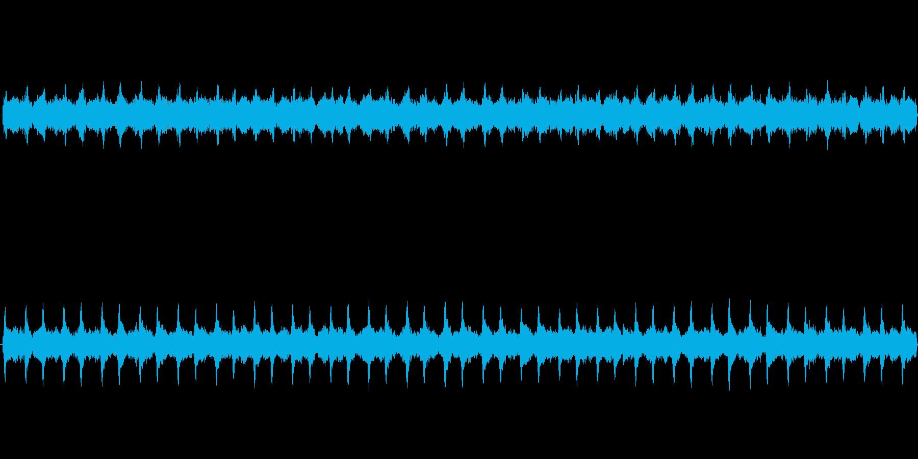 ウルトラ警備隊風の指令室風景です。'6…の再生済みの波形