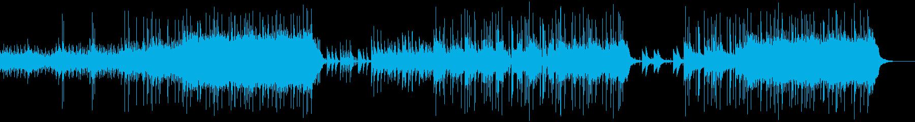 北野武「ソナチネ」っぽいシリアスな曲の再生済みの波形