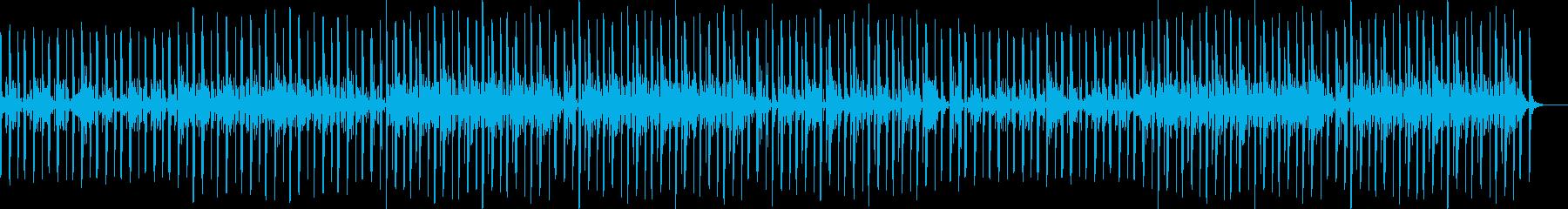 VP・トーク・シンプルなシンセが暖かいの再生済みの波形