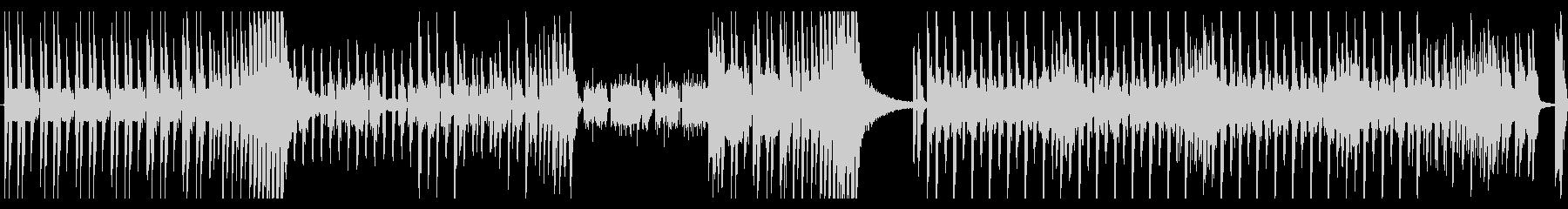 パワフルでインパクトのあるEDM!の未再生の波形