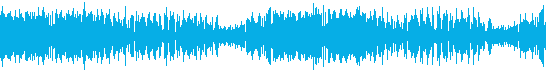 爽やかパワフル・スポーツEDMの再生済みの波形
