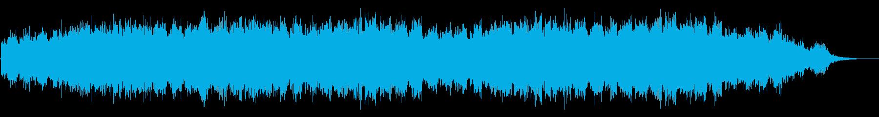 お父ちゃん★お腹がへったよぅ★昭和的劇伴の再生済みの波形