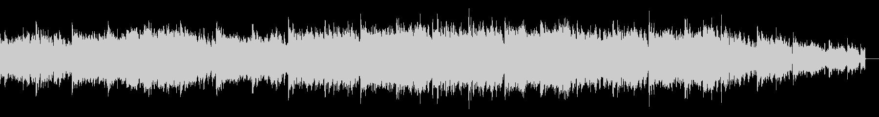 デジノイズによるグリッジエレクトロニカの未再生の波形