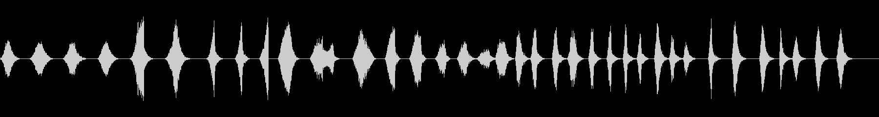 Swishes&Swooshes ...の未再生の波形