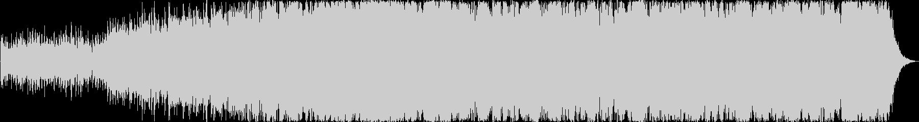 オーケストラ30sBGMの未再生の波形