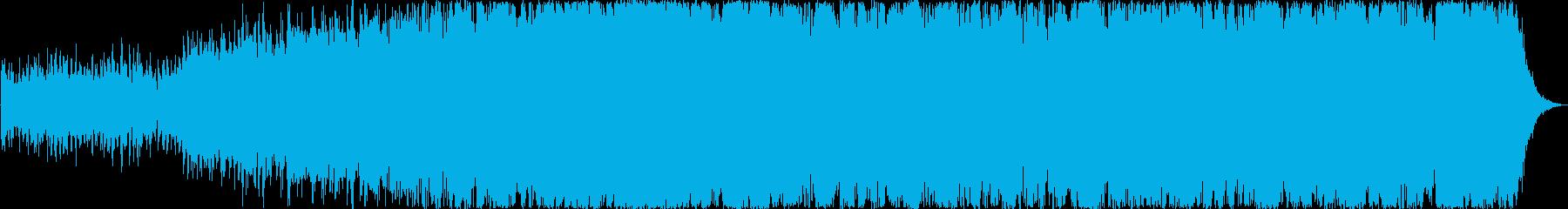 オーケストラ30sBGMの再生済みの波形