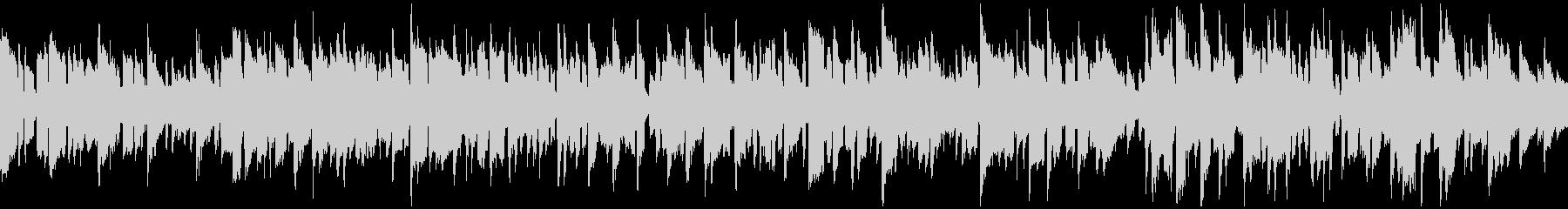 切ないリコーダーのボサノバ ※ループ版の未再生の波形