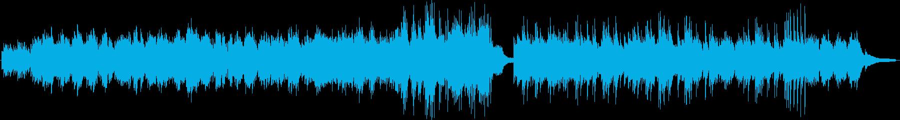 ピアノとチェロのデュオ 癒し ヒーリングの再生済みの波形