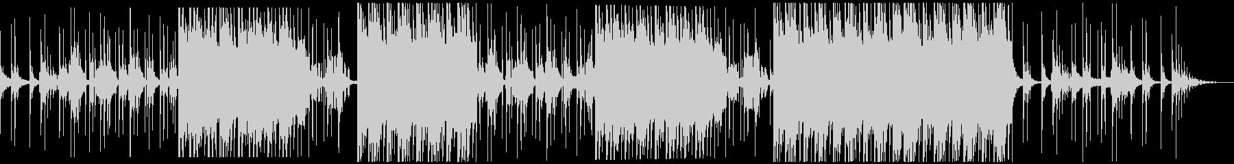 【生アコギ】セツナ美しいトロピカルハウスの未再生の波形