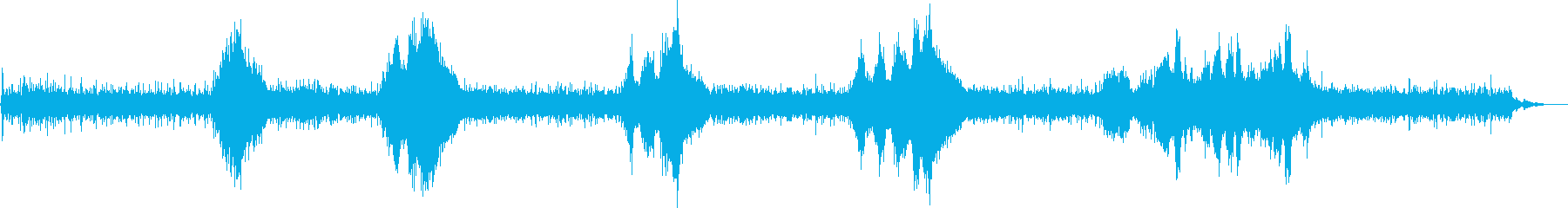 ハマーH1 SUV:EXT:スター...の再生済みの波形