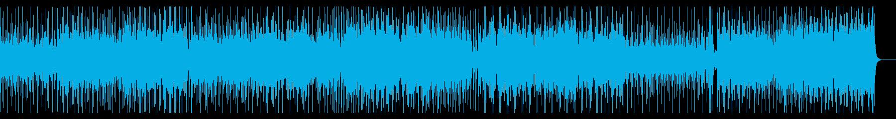 世界遺産ドキュメンタリーケルト調の曲の再生済みの波形