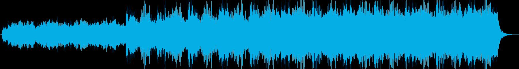 Horror Orchestraの再生済みの波形